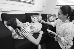 midwife or doula