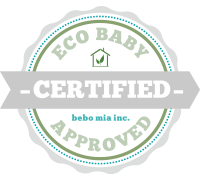 Bebo Mia Certified Green expert badge